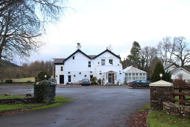 Thumbnail Pub/bar for sale in Brecon, Powys