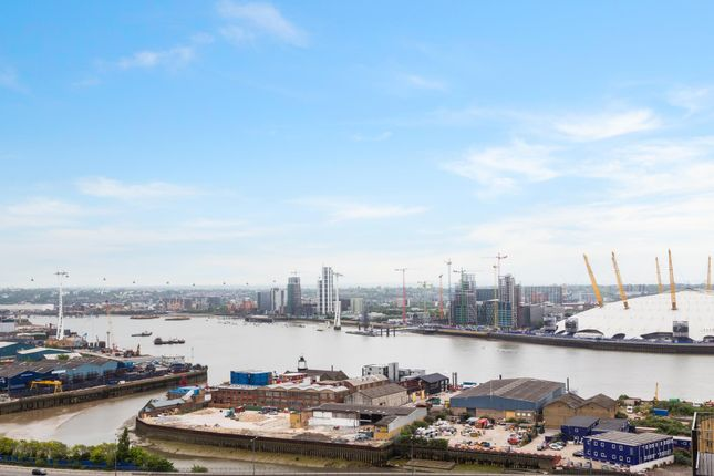 Thumbnail Flat to rent in Grantham House, London City Island, London