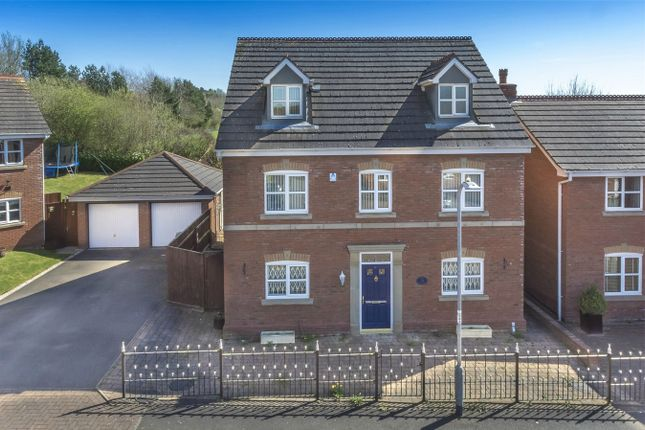Thumbnail Detached house for sale in Holborn Crescent, Priorslee, Telford, Shropshire
