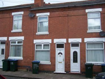 Thumbnail Terraced house to rent in Villiers Street, Stoke, Coventry