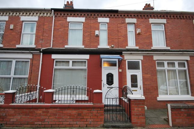 Thumbnail Terraced house for sale in Darnley Street, Old Trafford, Manchester