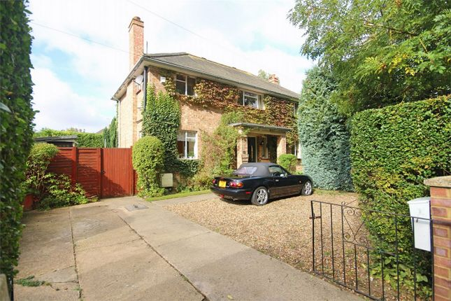 Thumbnail Detached house for sale in Francis Way, Silver End, Essex