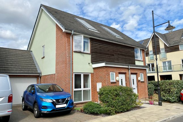 Thumbnail Semi-detached house for sale in Little Victory Mount, St Marys Island