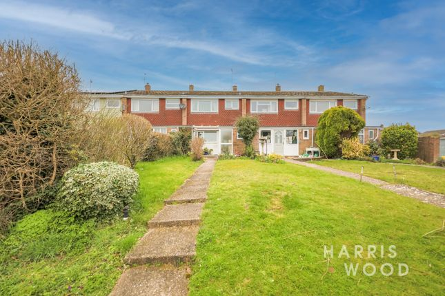 3 bed terraced house for sale in The Street, Great Tey, Colchester CO6