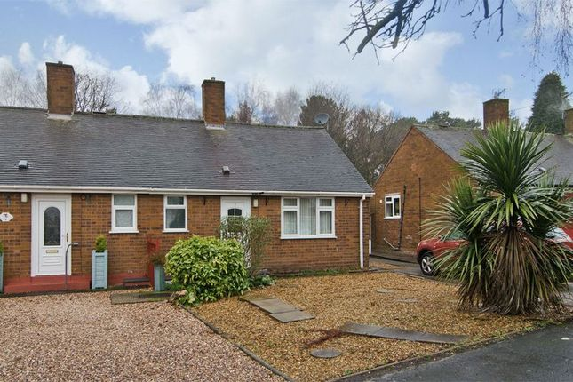 Thumbnail Semi-detached bungalow for sale in St. Aidans Road, Cannock