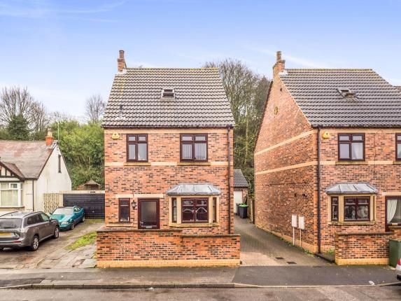 Thumbnail Detached house for sale in Balfour Street, Kirkby-In-Ashfield, Nottingham, Nottinghamshire