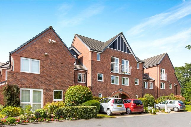 Thumbnail Flat for sale in Wright Court, London Road, Nantwich