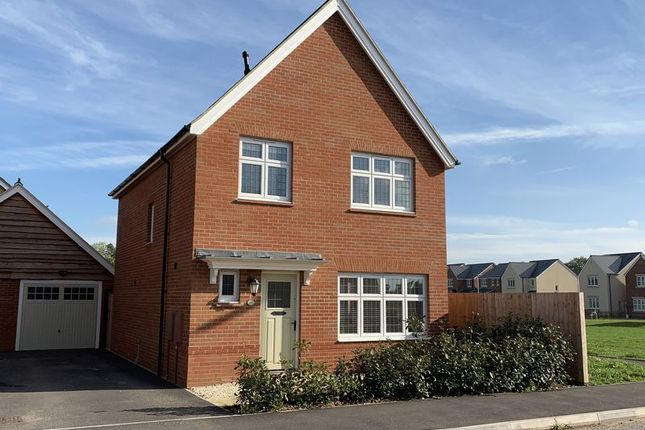 Thumbnail Detached house to rent in Hardys Road, Bathpool, Taunton