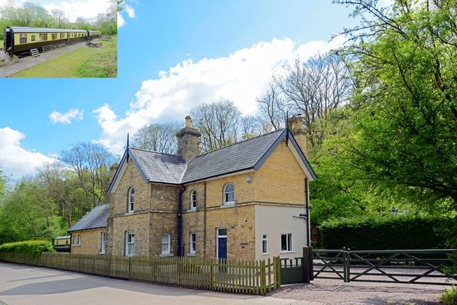 Thumbnail Detached house for sale in Old Railway Station, Coalport, Shropshire