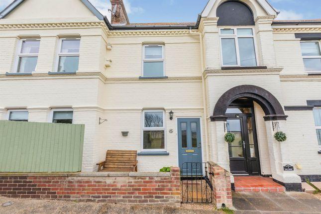 2 bed end terrace house for sale in Wyndham Park, East Runton, Cromer NR27