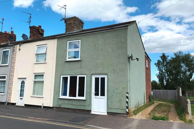 2 bed terraced house to rent in Hawthorn Bank, Spalding PE11