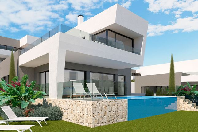 Thumbnail Villa for sale in Spain - Benidorm, Alicante, Valencia, Spain