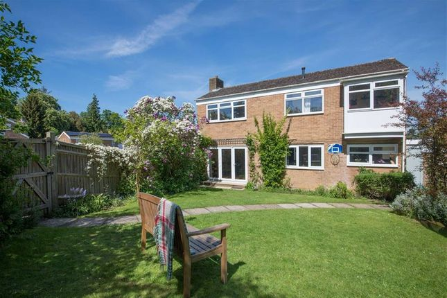 Thumbnail Detached house for sale in Bradshaw Close, Steeple Aston, Bicester