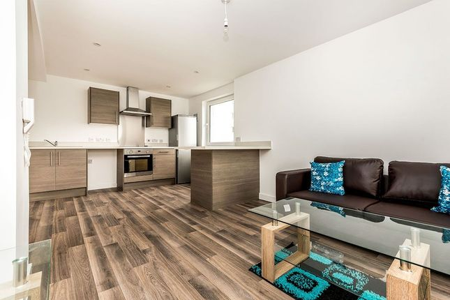 Thumbnail Flat to rent in Parkwood Rise, Keighley