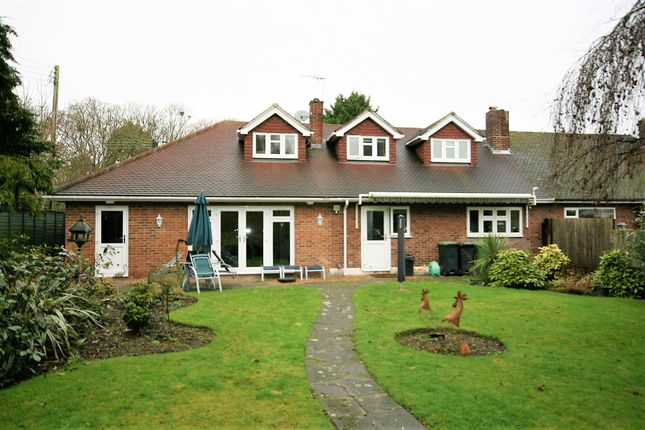 Thumbnail Semi-detached house for sale in London Road, Stanford Rivers
