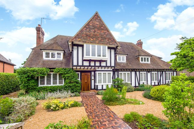 Thumbnail Detached house for sale in Drax Avenue, London