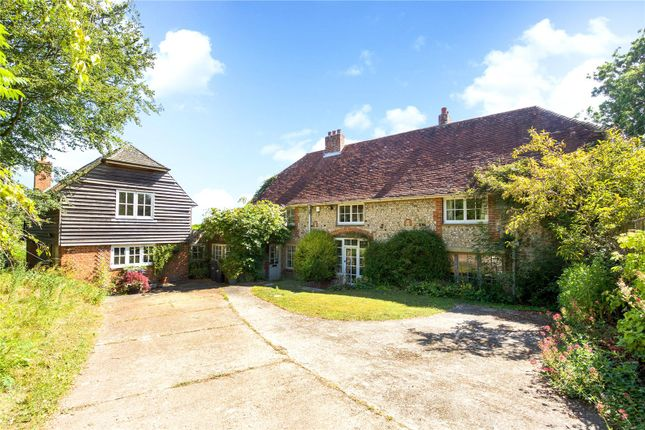 Thumbnail Detached house for sale in Winton Street, Alfriston, Polegate, East Sussex