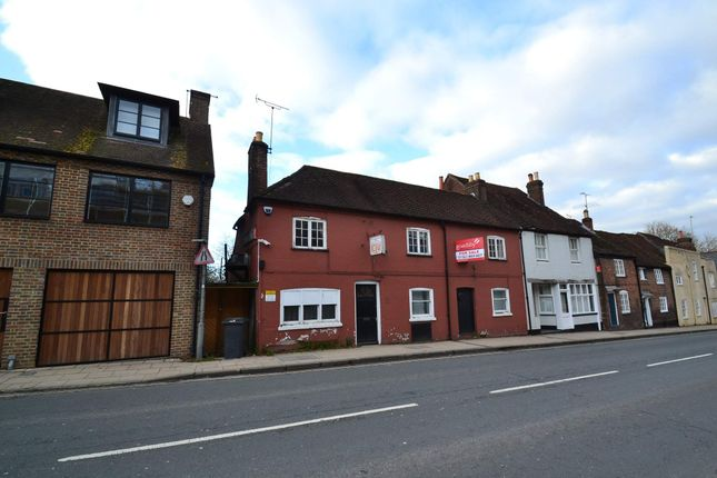 Thumbnail Commercial property for sale in 50 Chesil Street, Winchester