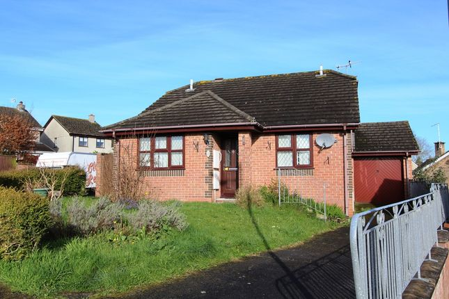 Thumbnail Detached bungalow for sale in Sennen Close, Torpoint