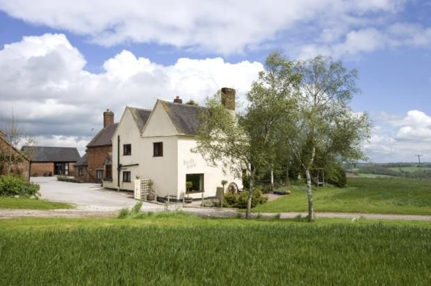 Thumbnail Detached house for sale in Denstone, Uttoxeter, Staffordshire