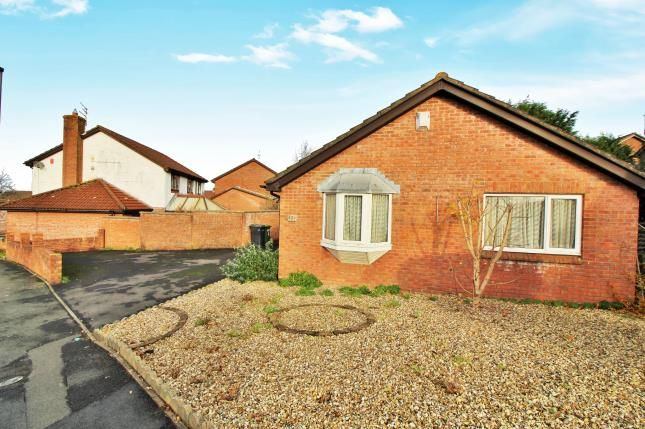 Thumbnail Bungalow for sale in Ratcliffe Drive, Stoke Gifford, Bristol