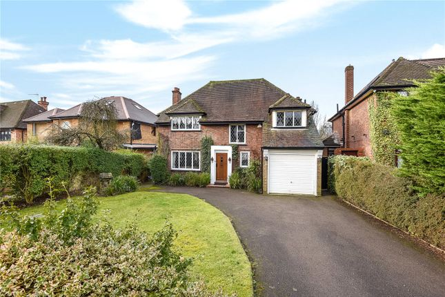 Thumbnail Property for sale in Rowlands Avenue, Hatch End, Middlesex
