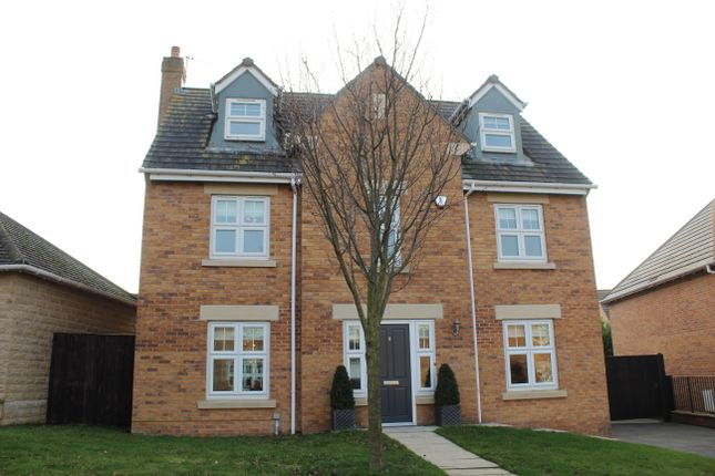 Thumbnail Detached house for sale in Henry Moore Court, Woolley Grange, Barnsley