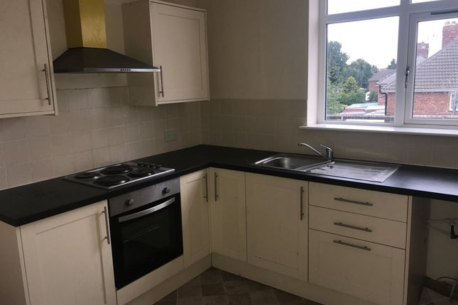 Thumbnail Flat to rent in Alexandra Road, Moorends, Doncaster