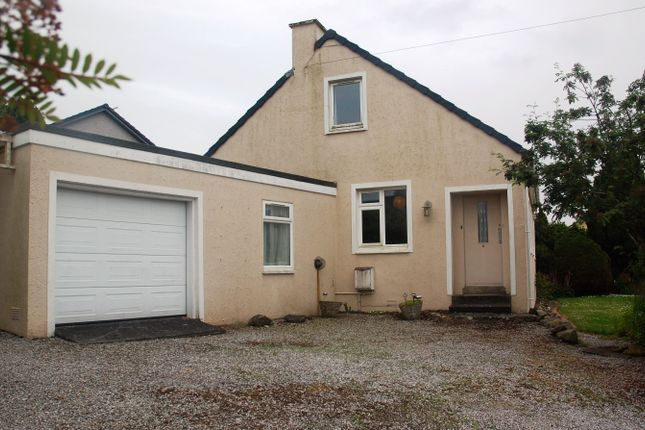 Thumbnail Detached bungalow for sale in 5 Seggies, Kirkcudbright