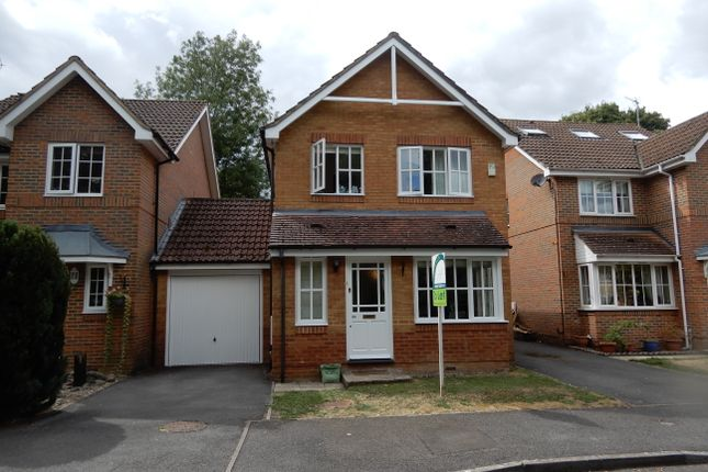 Thumbnail Detached house to rent in Two Rivers Way, Newbury