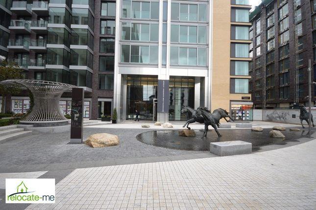 Exterior of Goodman Fields, London E1