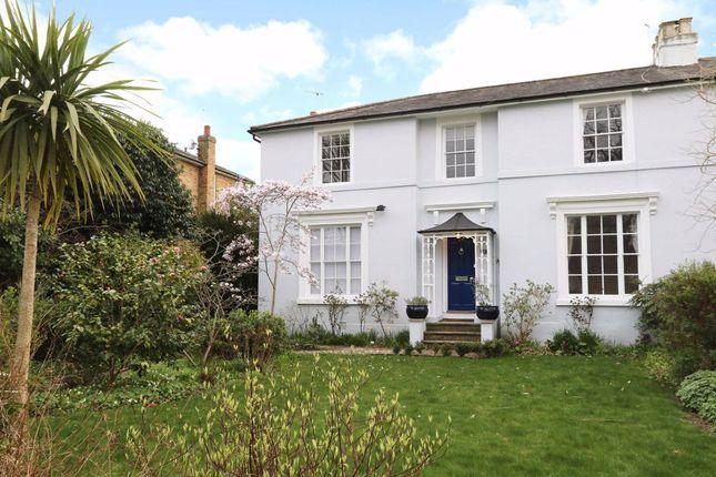 Thumbnail Property to rent in Trafalgar Road, Twickenham