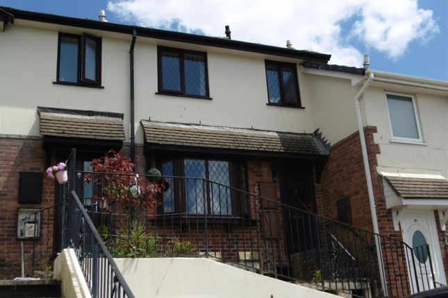 Thumbnail 3 bed terraced house for sale in 18, Fairfields, Looe