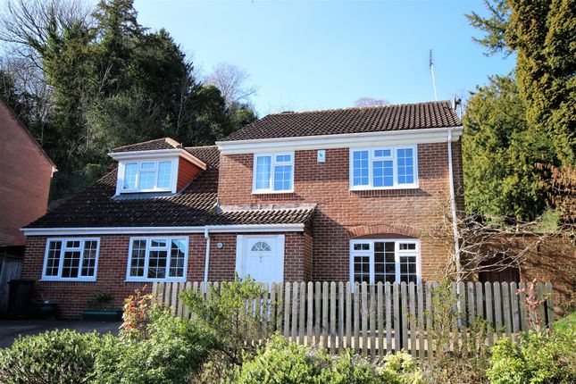 Thumbnail Detached house for sale in Chiselbury Grove, Harnham, Salisbury