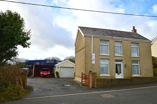 Thumbnail Detached house for sale in Gate Road, Penygroes, Llanelli