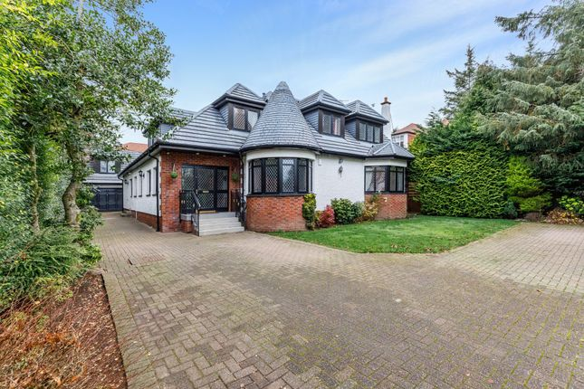 Thumbnail Detached bungalow for sale in Burnside Road, Whitecraigs
