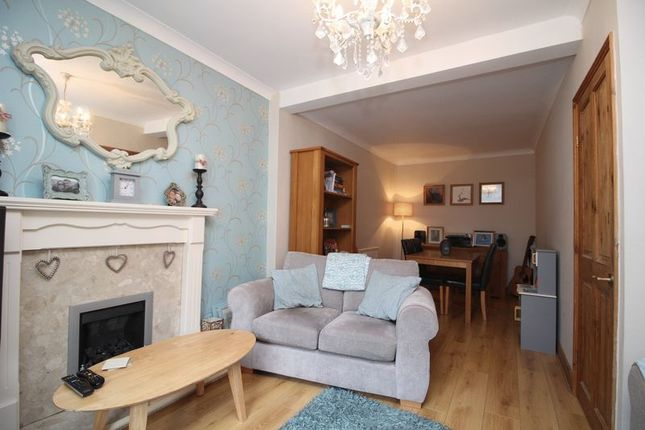 Thumbnail Terraced house for sale in Foundry Road, Hopkinstown, Pontypridd