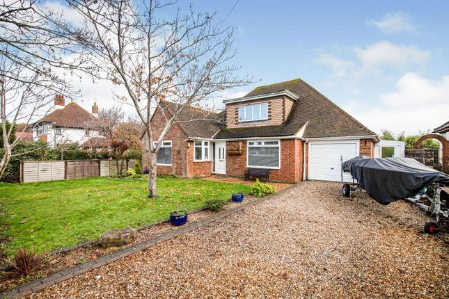 Thumbnail Detached bungalow for sale in Richmond Road, Bexhill-On-Sea