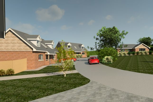 Thumbnail Land for sale in Residential Development Site, Burnt House Lane, Newport, Isle Of Wight