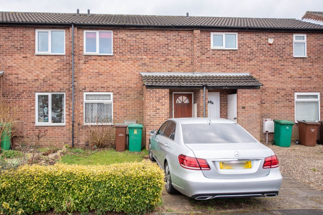 1 bed terraced house for sale in Radcliffe Street, The Meadows, Nottingham NG2