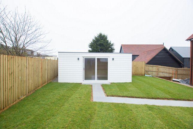 Garden Room of Wind Mill Close, Hawkinge CT18