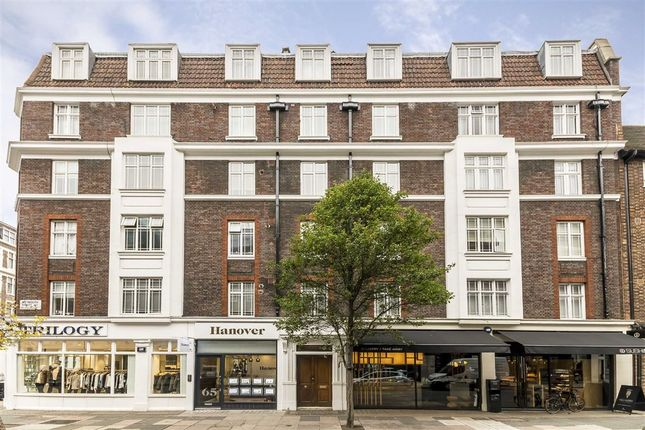 Thumbnail Flat for sale in Weymouth Street, London
