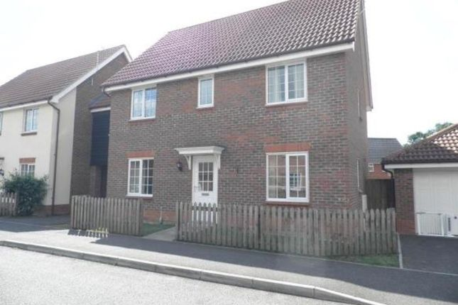 Thumbnail Detached house to rent in Mallow Road, Thetford