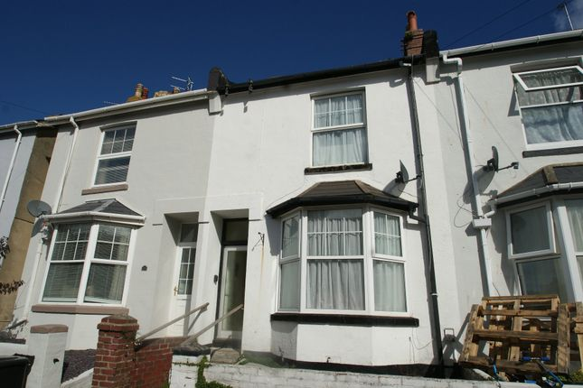 Thumbnail Terraced house for sale in Langs Road, Paignton