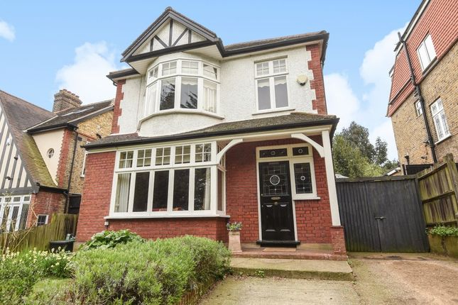 Thumbnail Detached house for sale in Norwood, Mottingham Lane, London