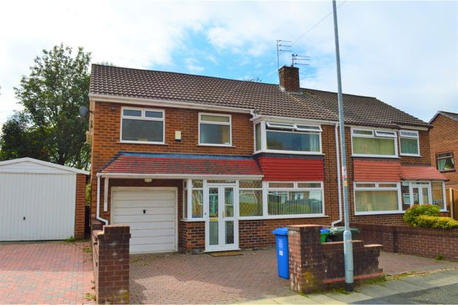 Thumbnail Semi-detached house for sale in Cleworth Road, Middleton