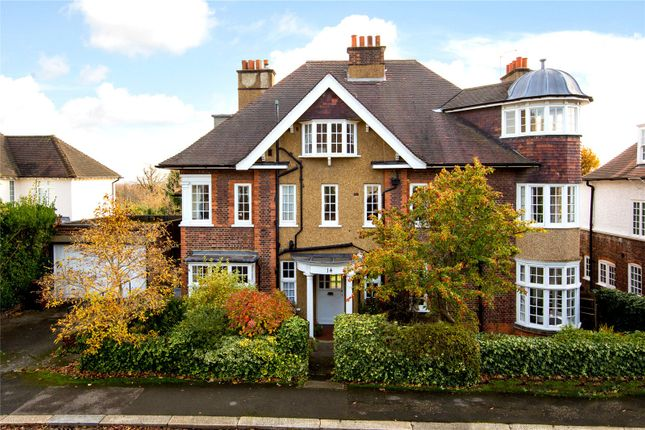 Thumbnail Detached house for sale in Belvedere Drive, Wimbledon Village