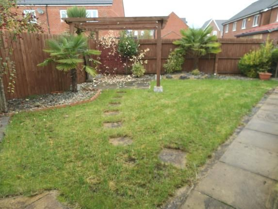 Garden of Over Ashberry, West Timperley, Altrincham, Greater Manchester WA14