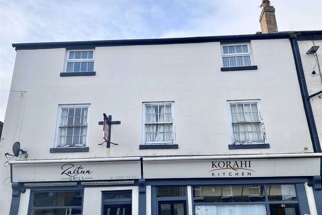 2 bed flat to rent in Wrexham Street, Mold, Flintshire CH7