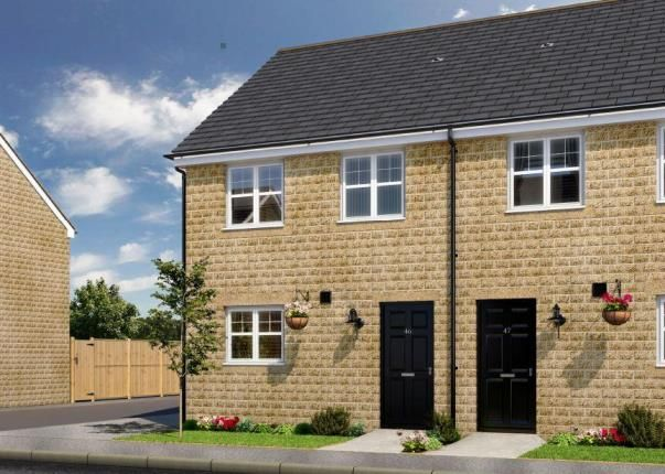 Thumbnail Semi-detached house for sale in Clarence Gardens, Oxford Road, Burnley